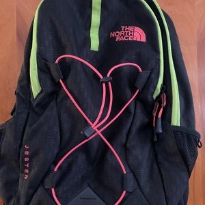 NORTH FACE BOOK BAG